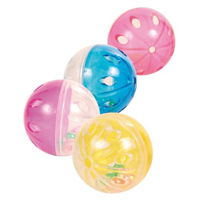 Cat Toy Rattle Ball Toys