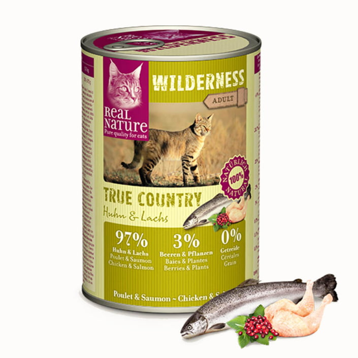 Real Nature Wilderness Adult Wet Food