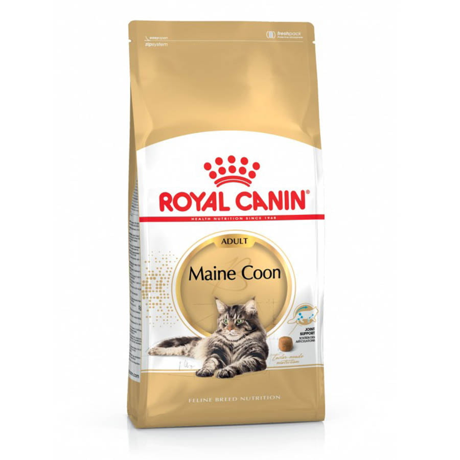 Royal Canin for Adult Maine Coons